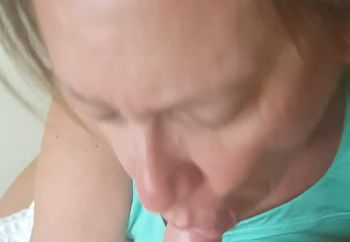 Miss C suck and tug