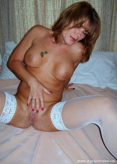 Naked milf 40