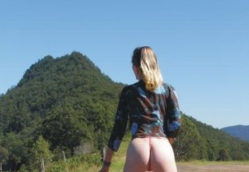 Aussiemilf Nip - Sweet Hitch-hiker #2