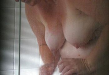 Bbw In Shower