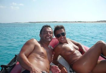Friends In Formentera