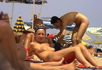pierced nudist