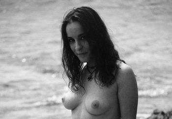 nip: Natasha On The Beach