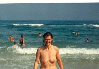 nip. nude beach and area