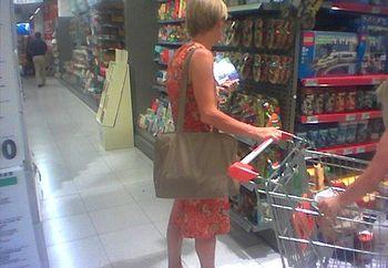 einkauf ohne panties