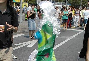 13te street parade