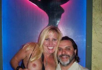 Nip: Snow Angel Nude In Public