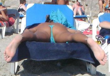 Ibiza 2004 Beach