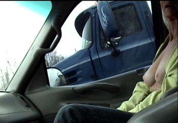 Nip Marie Flashin Truckers