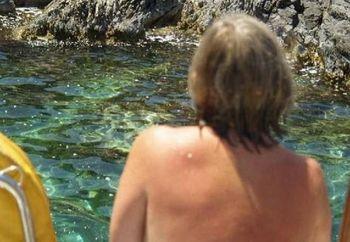 My 54yo Wife Nude On Yacht