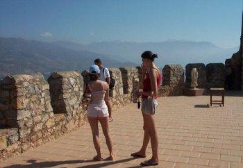 Russian Tourist In Alanya Turkey