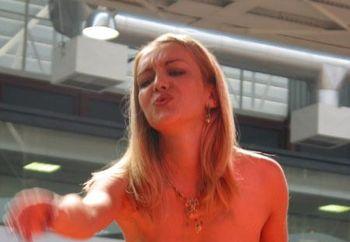 Erotic Films Festival In Barcelona (ficeb 2004):  #3 Debutante