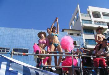 Tel-aviv Israel Love Parade