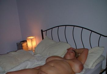 Fat Titted Wife Asleep
