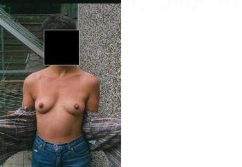 Nip: Hot Isabella Uk Outside 1
