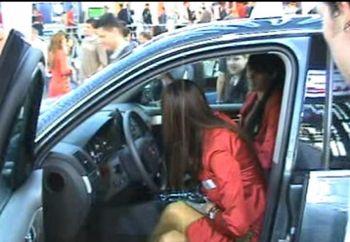 Car Show Belgrad
