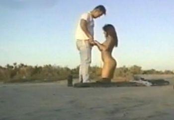 Couple Voyeured