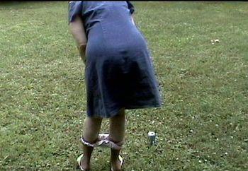 Outside In Denim Dress