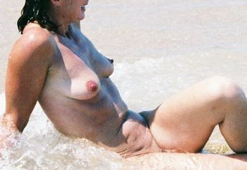 Milf, More Of Our Day At The Beach