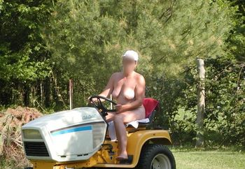 50+ Country Girl At Home