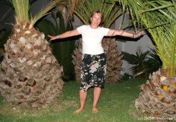 Nip: Unter Palmen