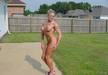 Nip: Southern Belle In The Back Yard # 2