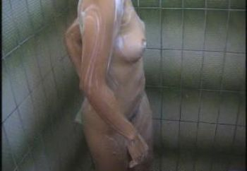 Filipina Gf In The Shower