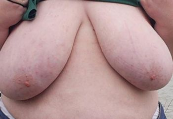 Nip: My Wife Outdoors