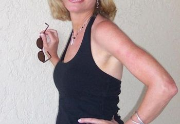 Tall Blonde Milf On Vacation