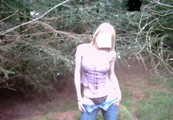 Ex Girlfriend In Woods