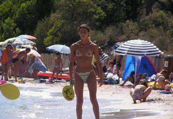 Corse Beach