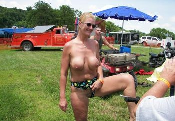 Opinion you nude pics from bike rally