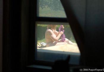 Wifey Sun Bathing