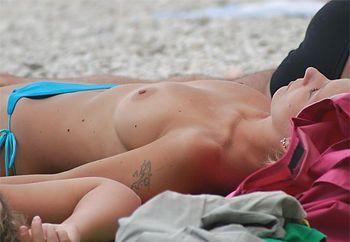 Croatian Beach Ii.