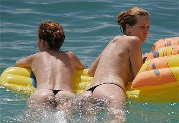 Croatian Beach I.