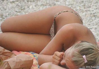 Croatian Beach Iv.