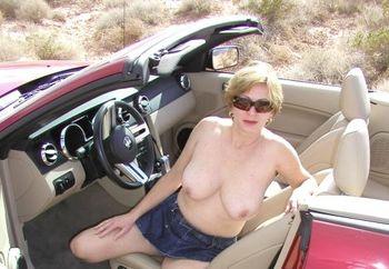 Warm Desert Sun