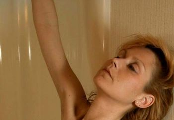 Angi Namest In The Shower
