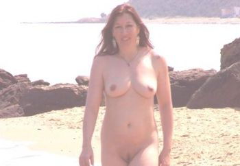 Ivana At Beach
