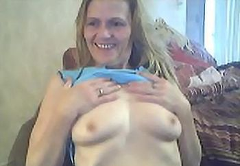 Webcam Fun - The Tease Continues