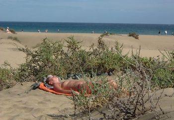 Gran Canaria Nude Beach
