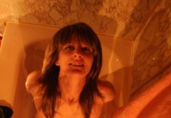 Country Girl Milf's Bath