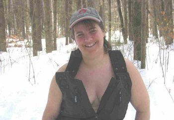 Quebec Milf - Winter Fun