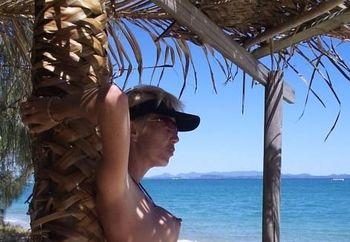 Aussie Milf's Bikinis