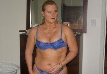 Chelle Milf 3rdcontri, The Blue Lingerie