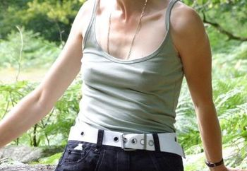 Breezers Wife. Naughty Girl In The Woods