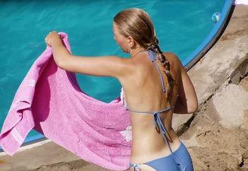 GF on pool