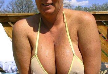 Busty Bikini - 38dd