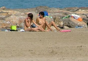 Spanish Beach Girls Part 6