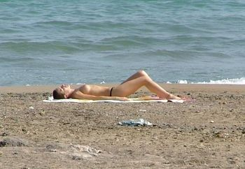 Spanis Beach Girls 10